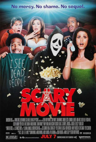 Scary Movie  (18)  |    27/10/19 at 21:00
