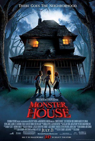 Monster House (PG)  |    26/10/19 at 18:00