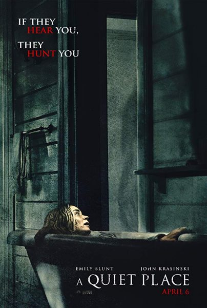 A Quiet Place (15)   |    26/10/19 at 21:00