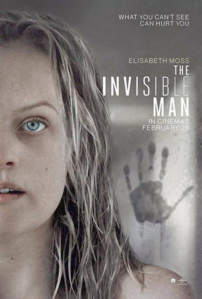 The Invisible Man (18) - Sat 30th October Midnight