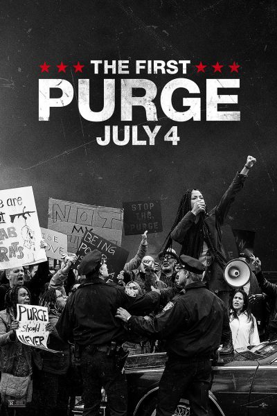 The First Purge (15) - Sun 31st October 6pm